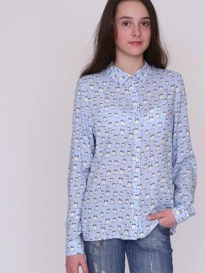 Блузка D16.039