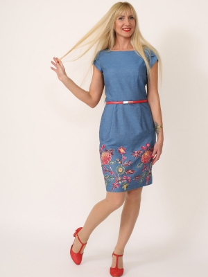 Платье 5.812A