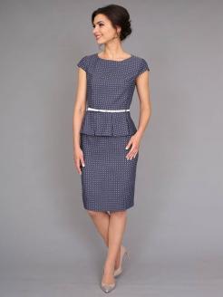 Платье 5.463А